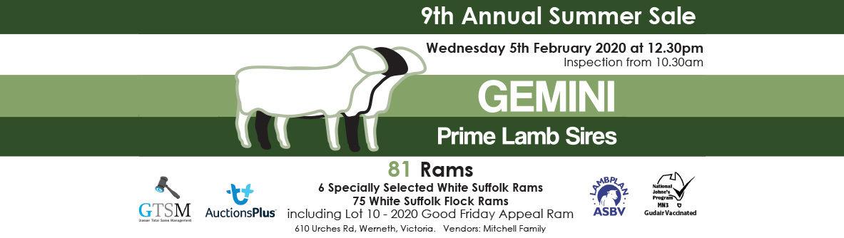 Ram Sale